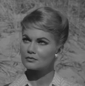 Barbara Wilkin, was little more than a pretty face in The Flesh Eaters, according to Drake.