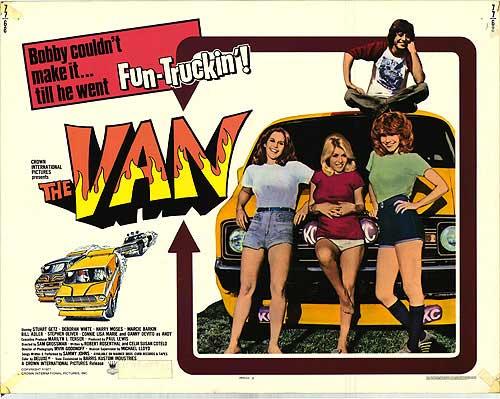 The Van 1977