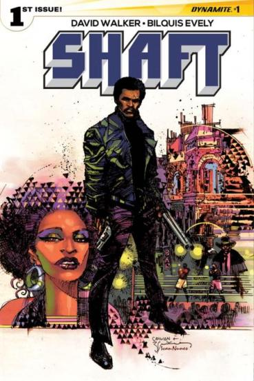 Shaft Comic