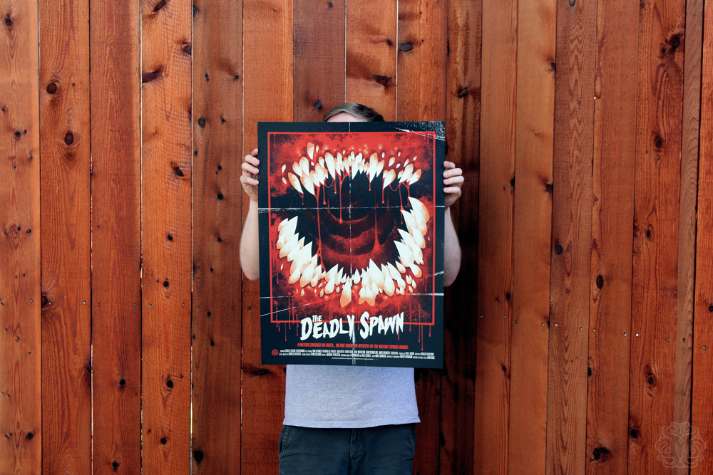Bohus scored a minor cult classic with Deadly Spawn (1983). Wood paneling not included.