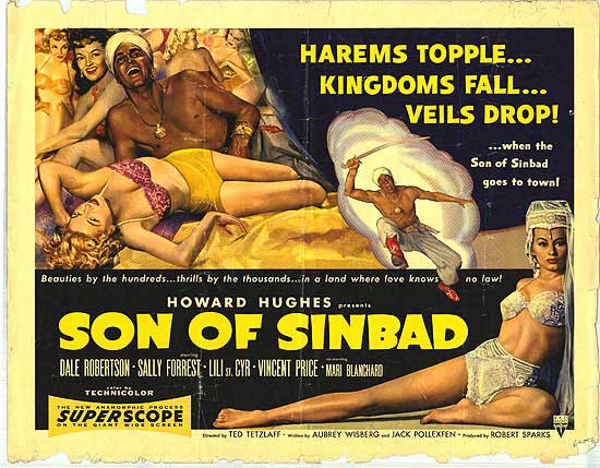 1955. Finished in '53, but had a hard time with the censors, thanks to Lili St. Cyr's dancing.