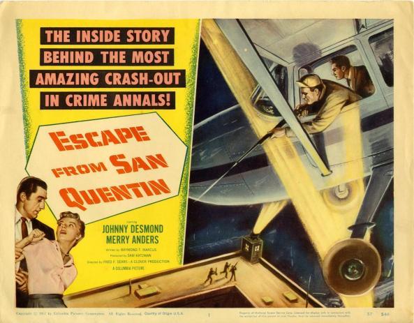 1957. Decent later entry in the film noir genre.