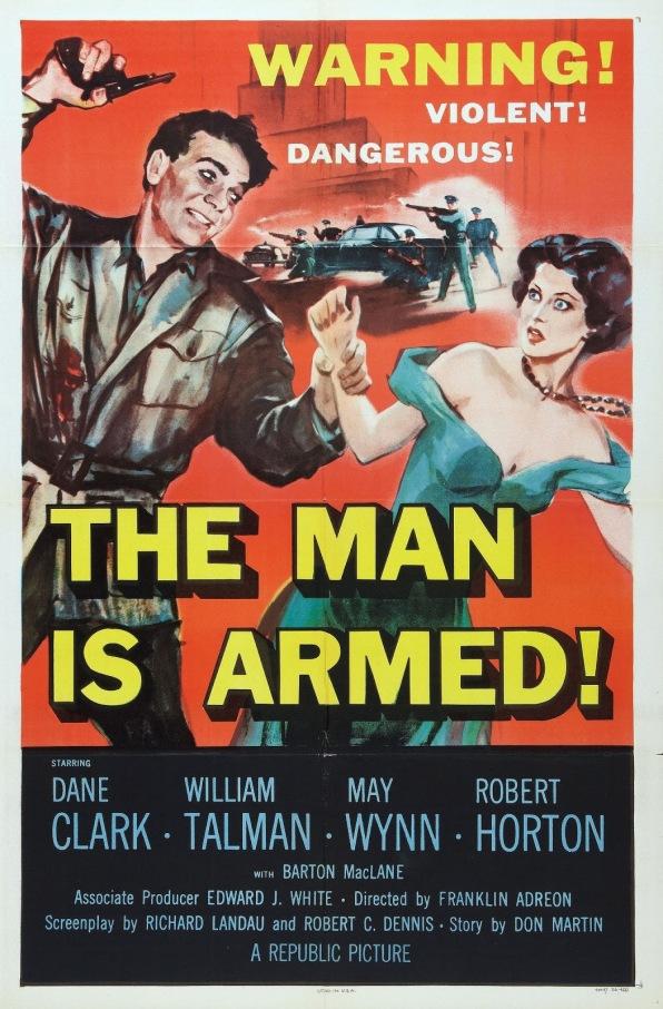 1956. Hard boiled B-film noir.