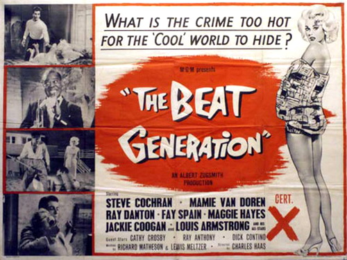 "When seen in the original theatrical release, audience members were given free ""beatnik dictionaries"", to decipher ""beat"" terms and catch-phrases."