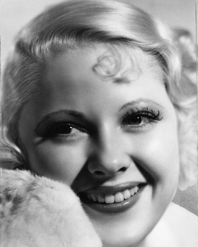 Mary Carlisle, late 1930s or early 1940s.